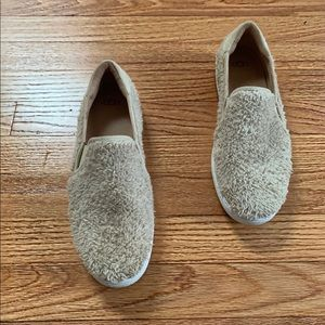 Ugg 9 Ricci Fuzzy Slip-On Sneakers